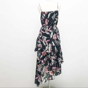 Nordstrom Floral Sun Dress by Cooper Street NWT